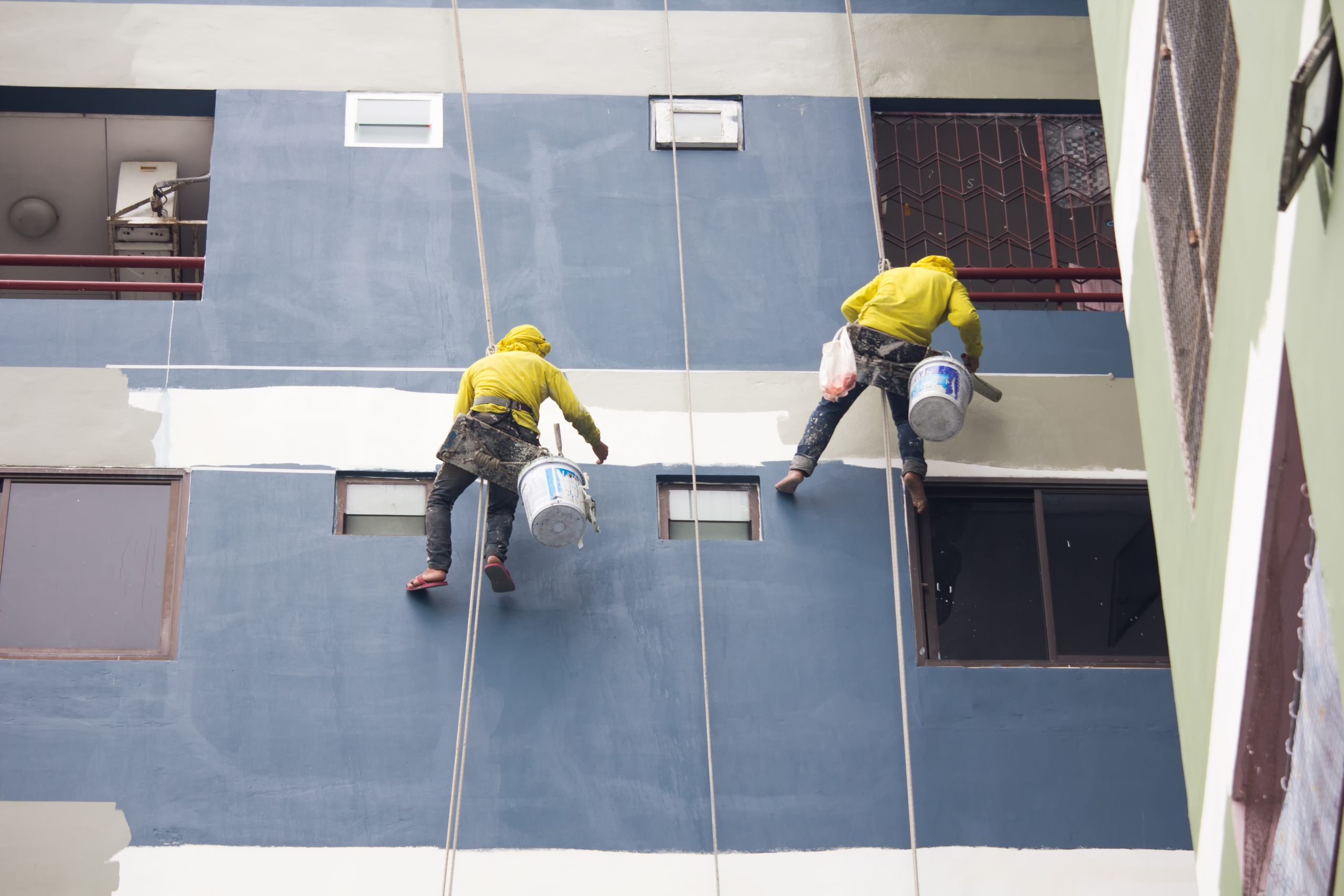 commercial painting contractors waltham ma